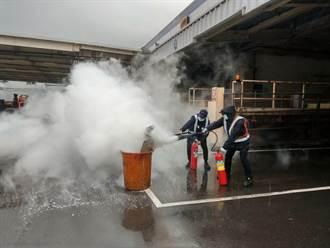 華儲舉辦消防演習 加強救災應變能力