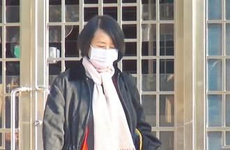 博達最美前董座葉素菲昨假釋出獄 今緊張向觀護人報到