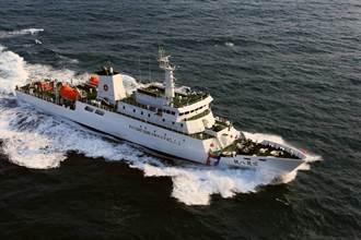 海巡急派巡護8號奔夏威夷 救援蘇澳籍「永裕興18號」漁船