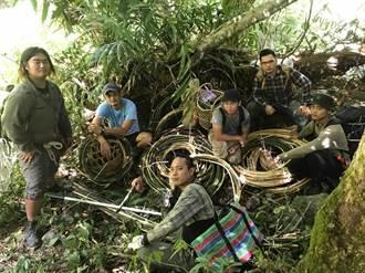 普悠瑪部落青年組團隊  重現獵寮文化