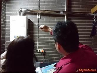 寒流來襲 中市消防局籲檢視居家熱水器安全
