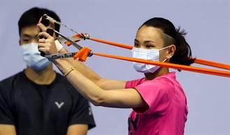 泰國公開賽》很久沒比賽 戴資穎心情有點緊張