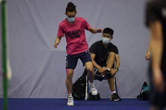 泰國公開賽》防疫場地要消毒 羽球變成打壁球