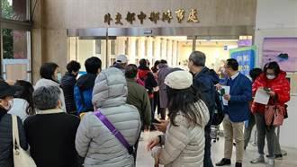新版護照民眾申辦踴躍  政院中辦:新護照凸顯台灣受歡迎