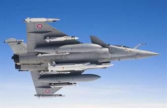 法國空軍首度測試新式ASMP-A核武巡弋飛彈