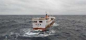 蘇澳失聯漁船尋獲 暫未見船員