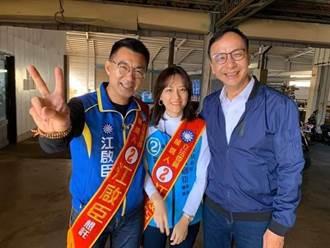 快評/江連同盟成局  黨主席改選再掀世代之爭