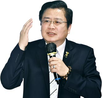 許舒博 接商總理事長