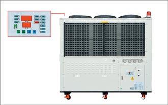 得雲冷卻系統 工業設備控溫利器
