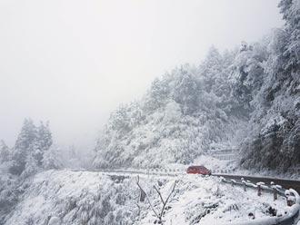 太平山實施預警性機動管制