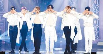 GOT7最後合體BTS金唱片大贏家