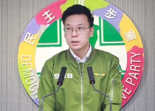 民進黨副祕書長林飛帆認為,川粉暴動跟太陽花學運不能類比。(資料照/民進黨提供)