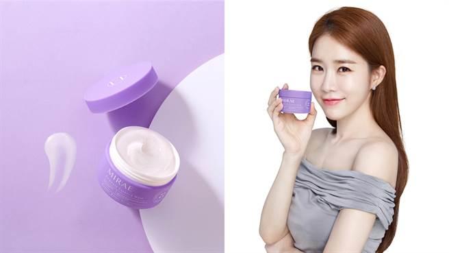 劉寅娜代言的品牌未來美推出新品「修護安瓶精華膜」,讓冬季乾燥的肌膚回復細緻滑嫩的好狀態。(圖/品牌提供)