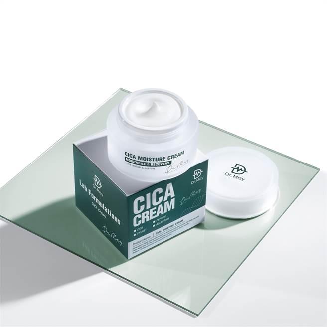Dr. May美博士CICA積雪草霜。(圖/品牌提供)
