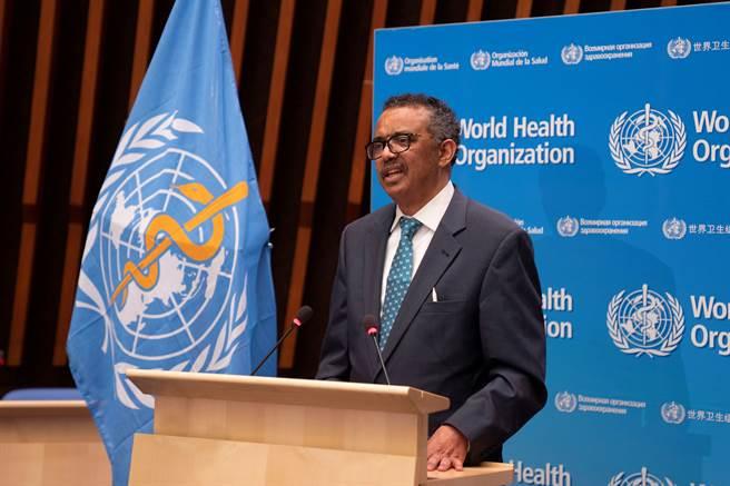世衛組織總幹事譚德塞對於遲遲無法進入大陸進行新冠病毒溯源調查,公開表示「非常失望」。(圖/路透)