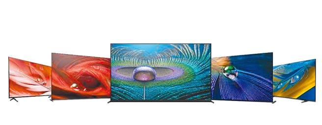 Sony在今年CES上推出全新Bravia XR的4K及8K電視系列,預計今年春天將會公布新機種的價格及資訊。(Sony官網)