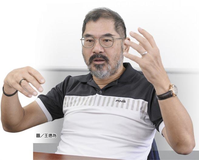 六豐總經理宗緒惠    圖/王德為