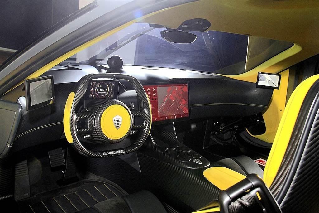 全球首部四人座終極超跑Koenigsegg Gemera抵台亮相!暨 更多技術亮點訊息釋出