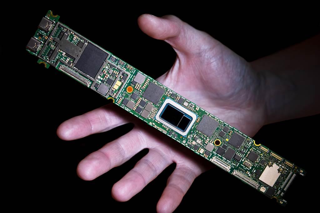 第11代Intel Core H筆電處理器新系列。(英特爾提供/黃慧雯台北傳真)