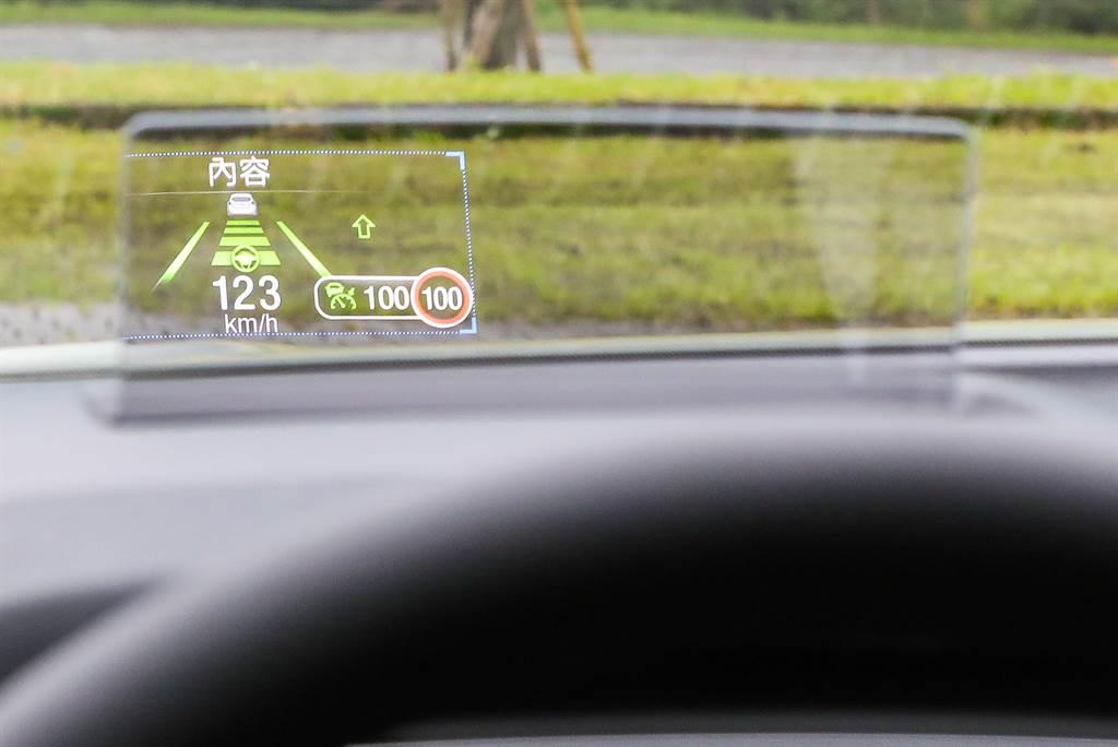 全車系配置Level2駕駛輔助功能Co-Pilot 360,高階車款更有HUD智慧型抬頭顯示器