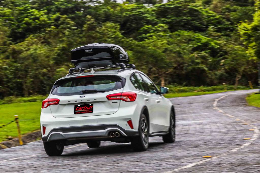 Ford Focus Active中型跨界休旅車,兼具都會停車便利與戶外輕越野能力