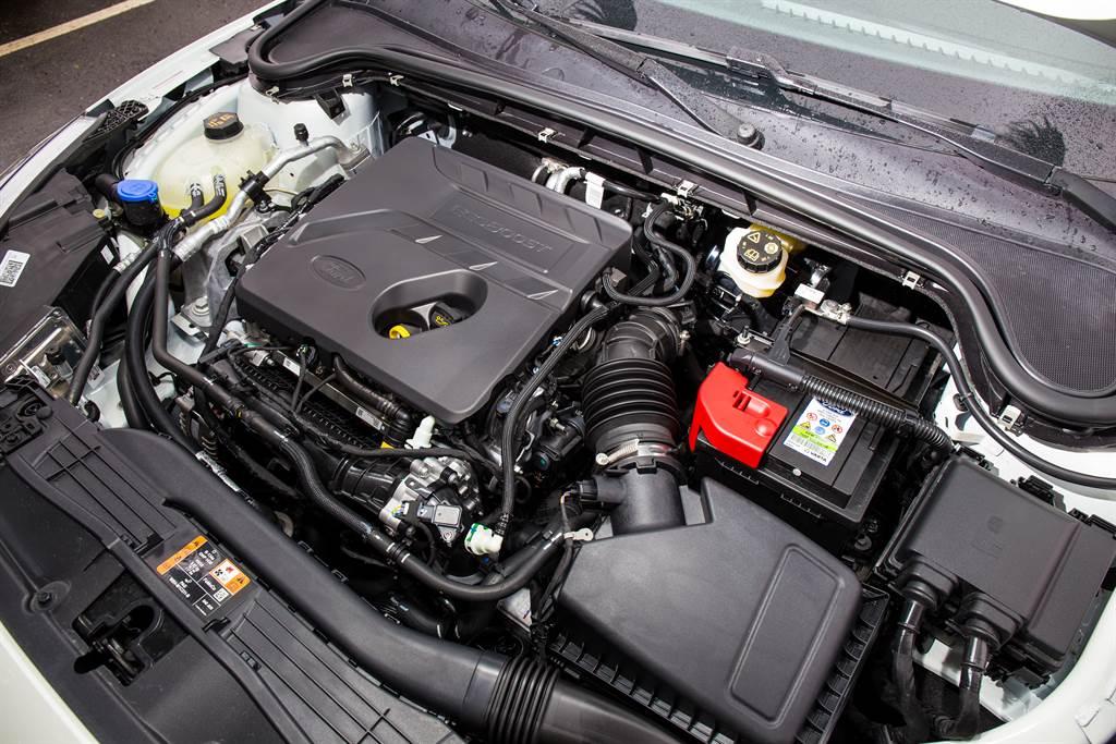 動力系統僅提供1.5升三缸渦輪增壓引擎,擁有182ps/24.5kgm最大輸出。
