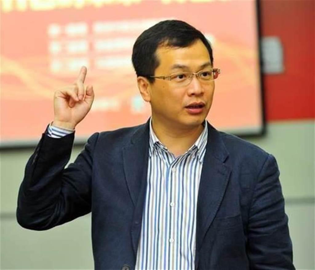 國民黨台北市議員羅智強痛批民進黨是雙標爛黨。(圖/本報資料照)