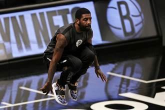 NBA》厄文還不回來?籃網預計他不打金塊