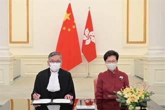 香港終審法院首席法官強調致力維護法治