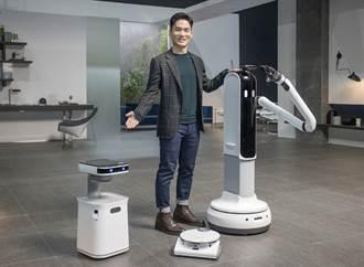 CES/三星揭曉新冠後新常態解決方案 推出新電視/冰箱與機器人