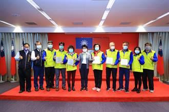 志工城市 台中之光!盧秀燕表揚5績優水環境巡守隊