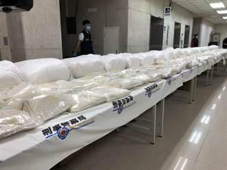 跨境扫毒未因疫情中断 泰国成最大毒品转运站