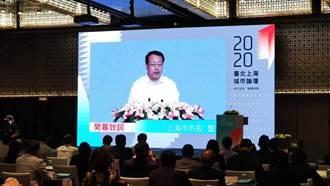 2020年滬台交流 雙城論壇視訊等入10大新聞