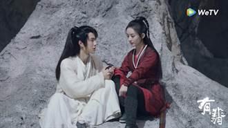趙麗穎把思念畫在王一博臉上 女背男還稱「好輕」
