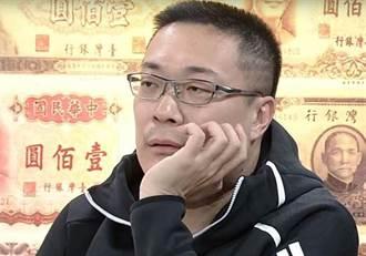 陳柏惟嗆「是什麼咖啊」 朱學恒捶心肝:很傷心