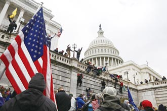 觀念平台-美國國會大廈暴動事件的省思