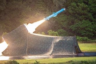 反制登陸 空軍部署增程型雄二E飛彈