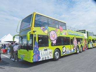 拚春節國旅 台南雙層巴士延長優惠