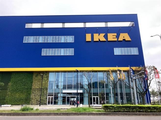 北部醫院傳感染,桃園賣場停業消毒。圖為IKEA宜家家居桃園店。(圖/截自Google地圖)