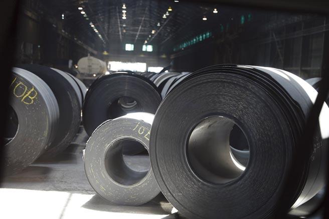 中鋼去年12月合併營收傳捷報,達到306.07億,月增2.33%、年增5.17%,創2019年8月以來單月新高。圖/美聯社