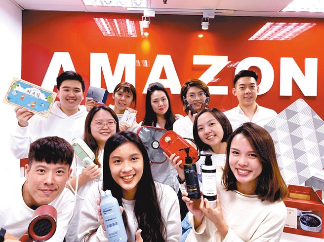 AMA公司網羅行銷推手,透過商品包裝以及大數據投放的經營,年營業額破1億3,000萬,每位成員平均創造了近2千萬營收。圖/王妙琴