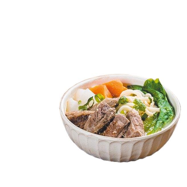 樂天市場的史家庄方便廚房清燉牛肉湯,350元。(樂天市場提供)