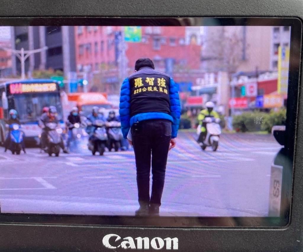 國民黨台北市議員羅智強。(圖/取自韋安臉書)