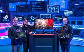 華碩CES首場ROG發表會 電競筆電新品全面搭載AMD CPU
