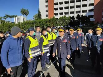 警专特考训练展  279名生力军秀成果
