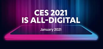 CES 2021開幕 首個全數位化CES轉化科技產業新訊形式