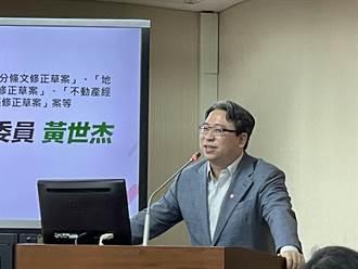 美駐聯大使來台喊卡 黃世杰:台灣不宜過度表態