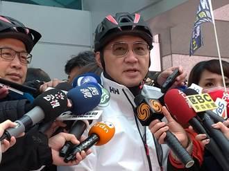蔡總統滿意度高於扁、馬   江啟臣:必須同時看不滿意度