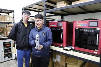 台科大設3D列印實作場域 舉辦巨型扭蛋機競賽