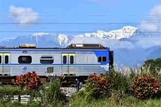 台灣的阿爾卑斯 奇萊群峰絕美雪景照曝光